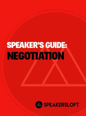 Negotiation report cover